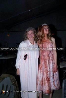Coolest Carrie Costume 4