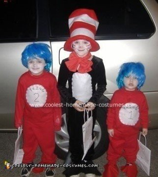 The Dr Seuss Gang