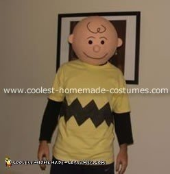 Good Ol' Charlie Brown Halloween Costume