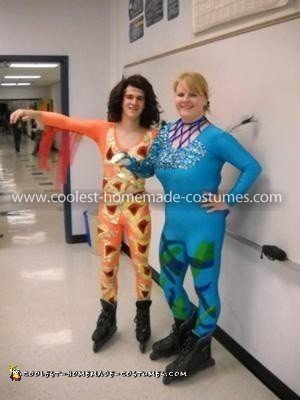 Coolest Chazz Michael Michaels and Jimmy MacElroy Couple Costume