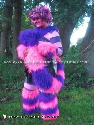 Coolest Cheshire Cat Costume