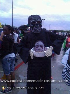 Coolest Child Head Hunter Costume 76