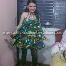 Coolest Christmas Tree Costume