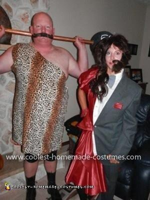 Homemade Circus Freak Group Costume
