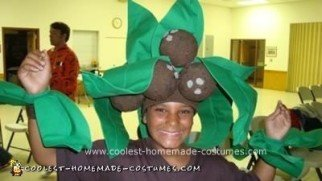 Coconut Tree Costume