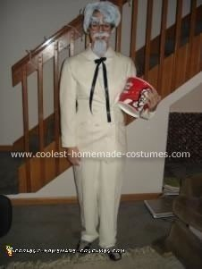 Homemade Colonel Sanders