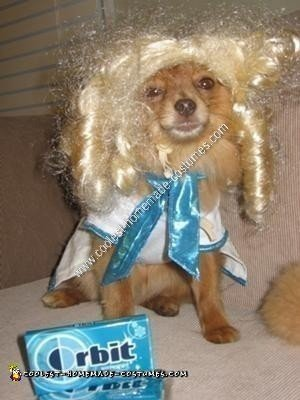 Nelly as the Orbit Gum Commercial Girl