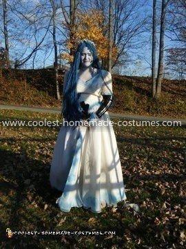Coolest Corpse Bride Costume 16