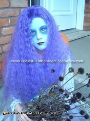 Corpse Bride Costume!