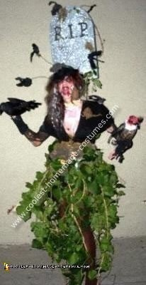 Homemade Corpse Costume