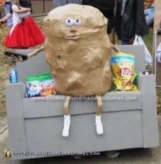 Couch Potato Costume
