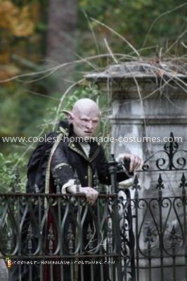 Coolest Count Orlok Costume