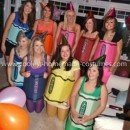 Coolest Crayola Group Costume