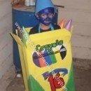 Crayon Box Halloween Costume