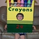 Tyler as a Box of 24 Crayons