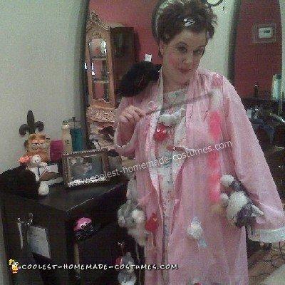 Crazy Cat Lady Last Minute Halloween Costume