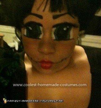 Coolest Creepy Doll Costume