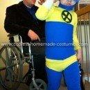 Homemade Cyclops from X-Men Costume