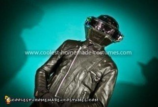 Coolest Daft Punk Thomas Costume 2