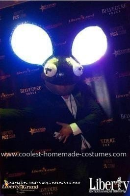 Coolest DeadMau5 Costume