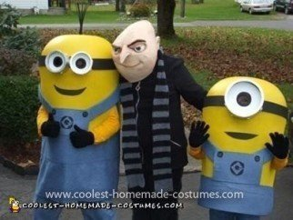 Coolest Despicable Me Costumes 7