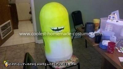 Coolest Despicable Me Minion Group Costume - Mouths