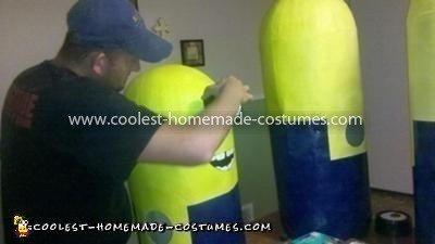 Coolest Despicable Me Minion Group Costume - Goggles
