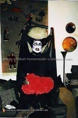 Homemade Devil Queen Costume