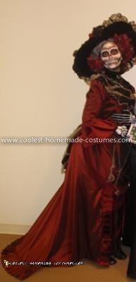 Coolest Dia De Los Muertos Costume 12