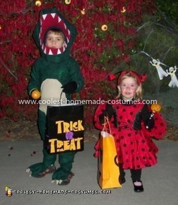 Coolest Dinosaur Costume 19