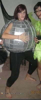 Coolest Disco Ball Costume