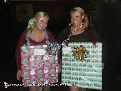 Christmas gifts cheap homemade costumes