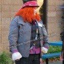 DIY Mad Hatter Halloween Costume