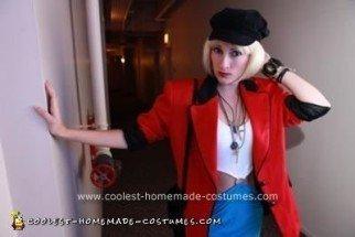 Homemade DIY Pretty Woman Halloween Costume