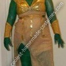 Do it Yourself Medusa Halloween Costume