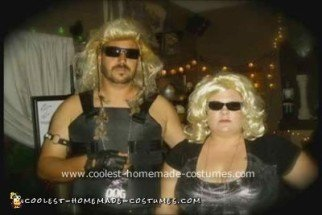 In Dog we Trust - Dog the Bounty Hunter and Beth Costumes