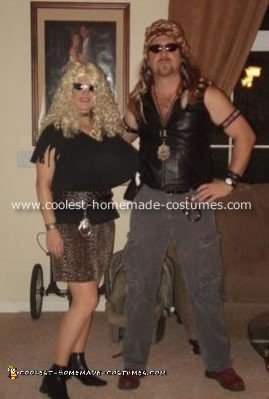 Dog and Beth Costume
