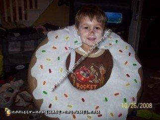 Donut Kids Costume