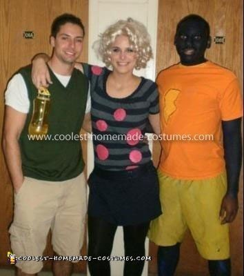 Coolest Doug, Patty, and Skeeter Group Costume