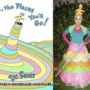 """Coolest Dr. Seuss' """"Oh, the Places You'll Go!"""" Costume"""