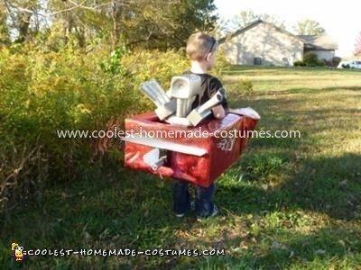 Coolest Drag Boat Racing Costume - Propeller