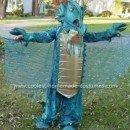 Homemade Dragon from Eragon Costume