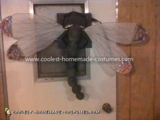Coolest Dragonfly Costume 2