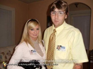 Coolest Dwight and Angela from The Office Couple Costume