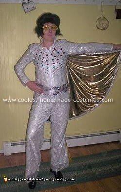 Coolest Elvis Costume