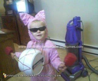 Enegizer Bunny Halloween Costume
