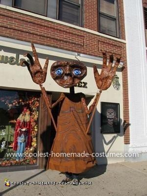 Coolest E.T. Costume 7