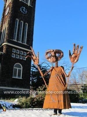 Coolest E.T. Costume 7
