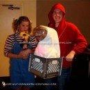 Elliot, Gertie and ET