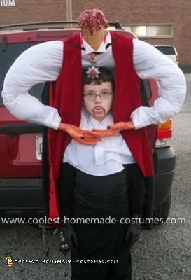 Coolest Ever Headless Count Dracula Costume 77